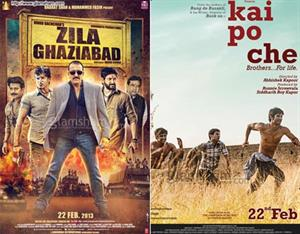 Bollywood box-office report of the week : 21 february 2013