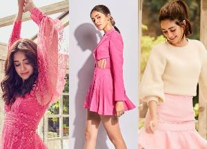 Ananya Panday's fashion game on point