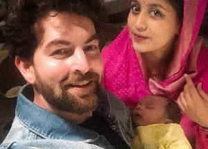 Birthday Special: Neil Nitin Mukesh's awwdorable moments with his family