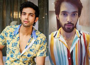 You will fall in love with Parth Samthaan's printed trendy shirts
