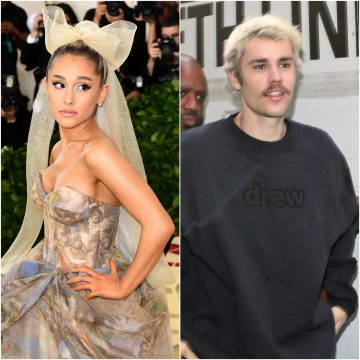 Ariana Grande, Justin Bieber unite on 'Stuck With U' to support frontline workers