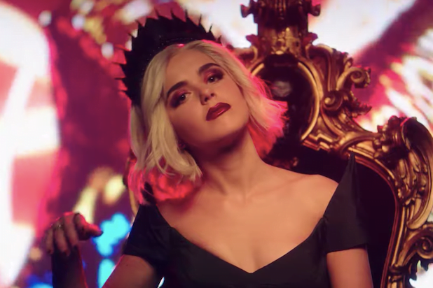 Chilling Adventures of Sabrina 'Straight to Hell' Song Lyrics