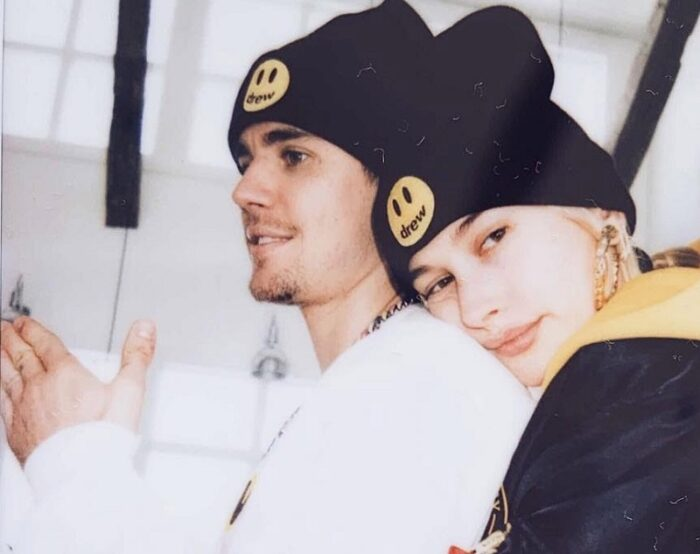 Hailey helps hubby Justin Bieber with his acne problem