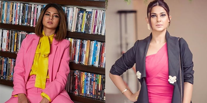 Happy Birthday Jennifer Winget's glamorous photos in pink outfits will make your day