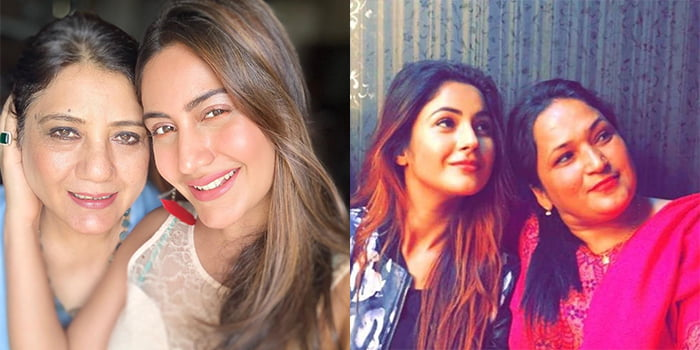 Happy Mother's Day 2020 Surbhi Chandna, Shehnaaz Gill, Sidharth Shukla and other actors share their adorable pictures with Mom