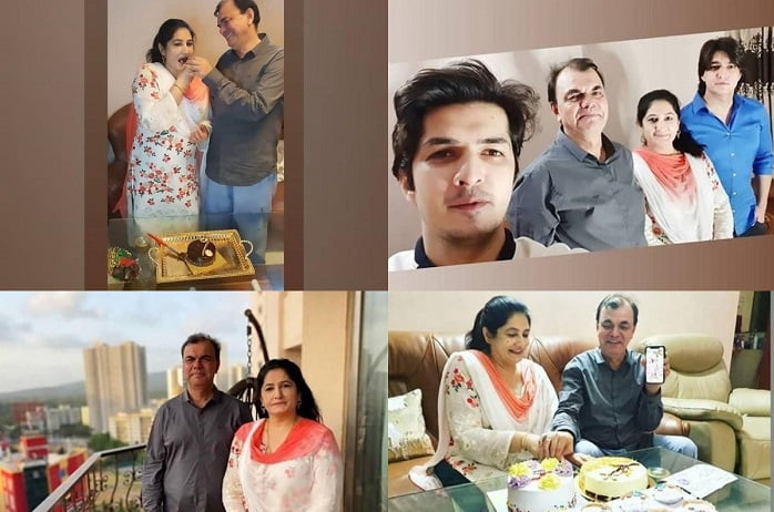 Here's how Mohsin Khan celebrated his parents' anniversary