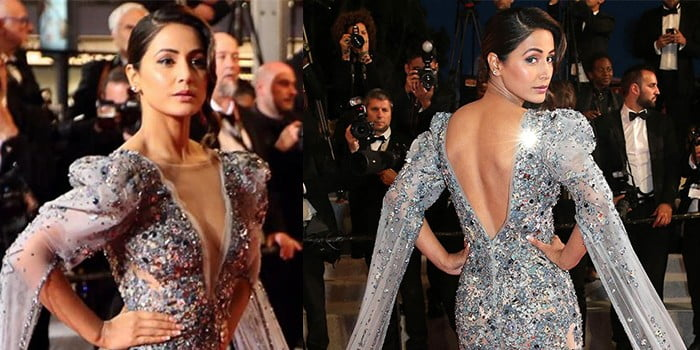 Hina Khan pens a heartfelt note as she completes a year at Cannes film festival