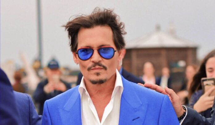 Johnny Depp completes painting after 14 years amid lockdown