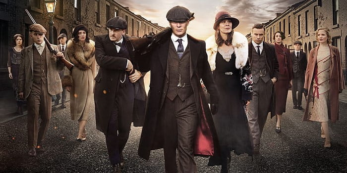 British shows 'Peaky Blinders', 'Line Of Duty' allowed to return to filming