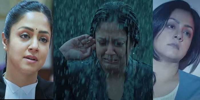Ponmagal Vandhal Trailer Jyotika's journey to fight for justice