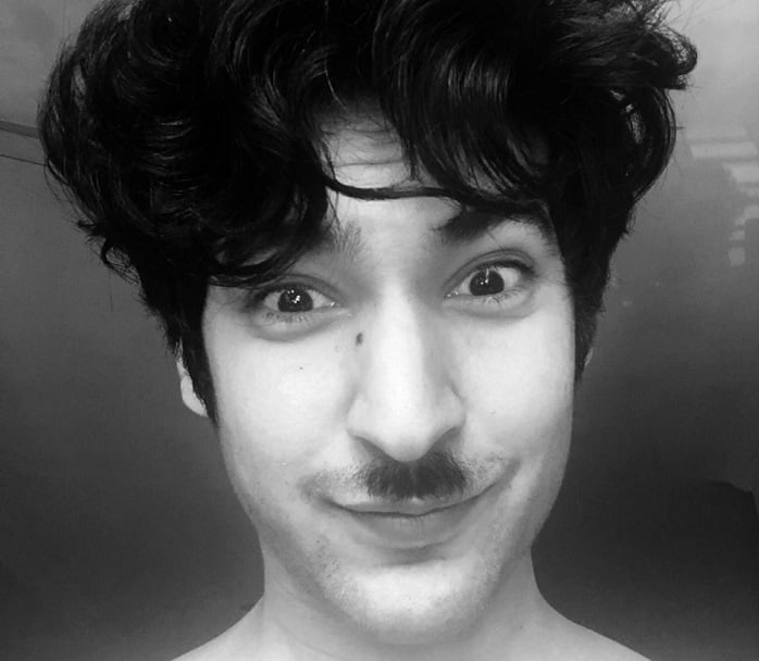 Shivin Narang is the new Charlie Chaplin in town