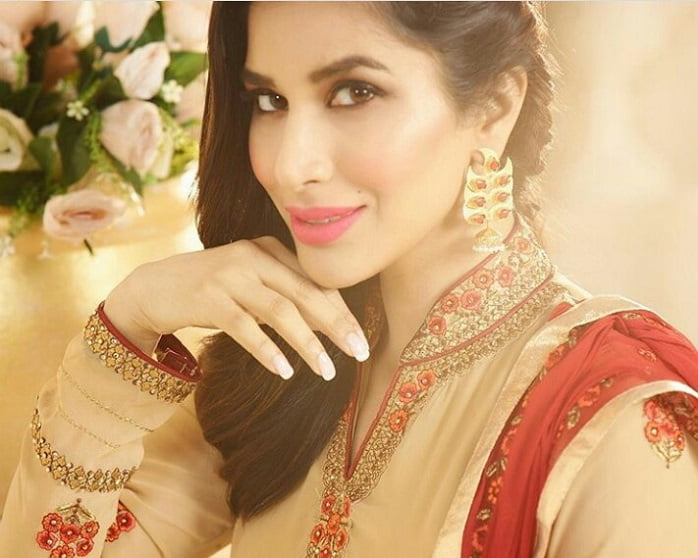 Sophie Choudry continues a 9 year long Eid tradition amidst the lockdown!