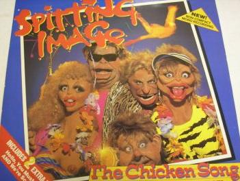 Spitting Image 'The Chicken Song' Song Lyrics