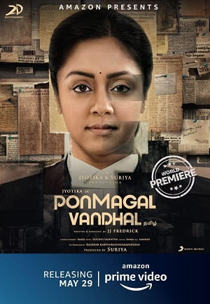 Unprecedented for South and mainstream cinema, 5 directors turn actors in 'Ponmagal Vandhal'