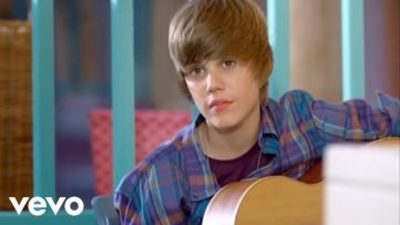 Justin bieber one less lonely girl song