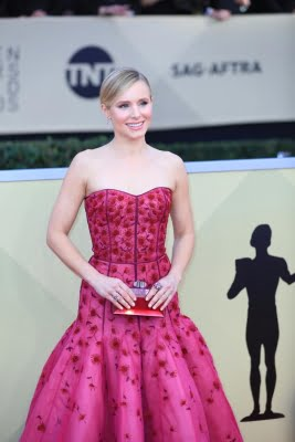 Kristen Bell quits role of mixed-race character in Central Park