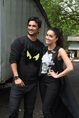 Sushant Singh Rajput gets a special wish from Shraddha Kapoor