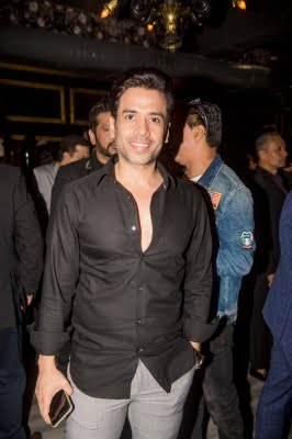 Tusshar Kapoor is a very positive person: Moin Sabri