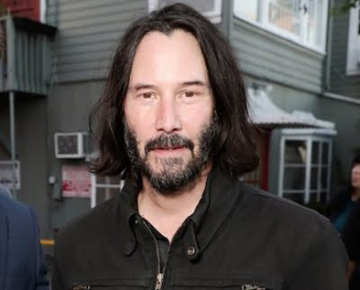 Keanu Reeves offers virtual date for charity