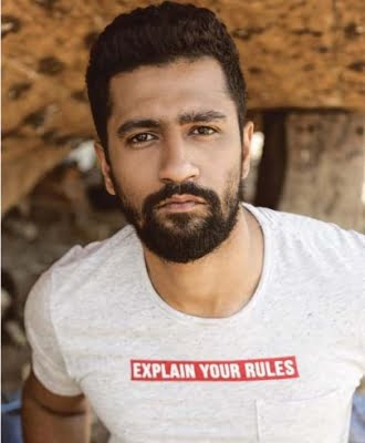 Vicky Kaushal remembers his school days