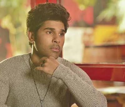 Allu Sirish amused by math