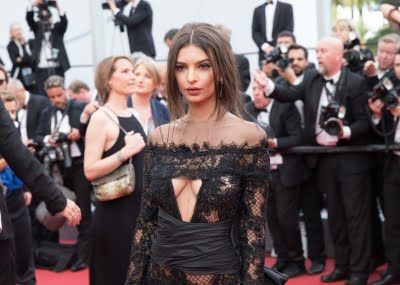 Emily Ratajkowski opens up on her new blonde look