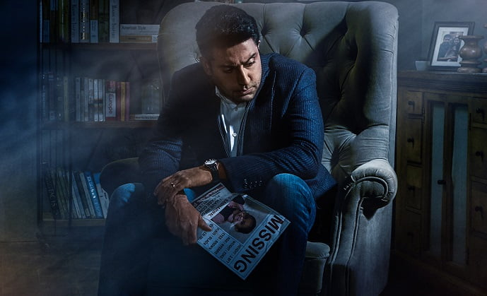 Breathe Into the Shadows: Abhishek Bachchan's first look revealed