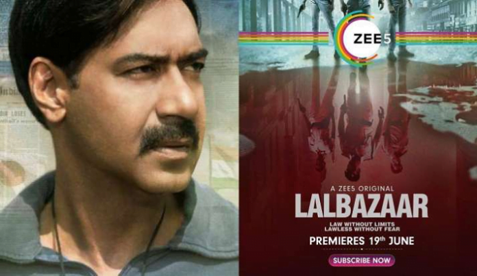 Ajay Devgn to present Bengali crime thriller series
