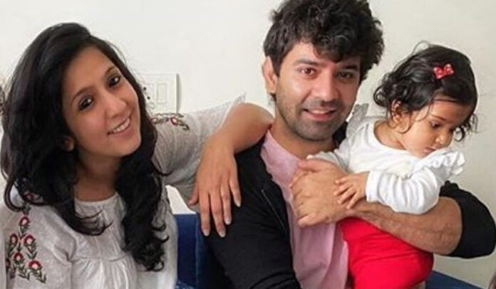 Barun Sobti shares cute pictures of his daughter Sifat as he celebrates her first birthday