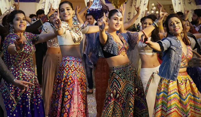 Bhangra Ta Sajda Bollywood wedding songs if you are getting married in a filmy style