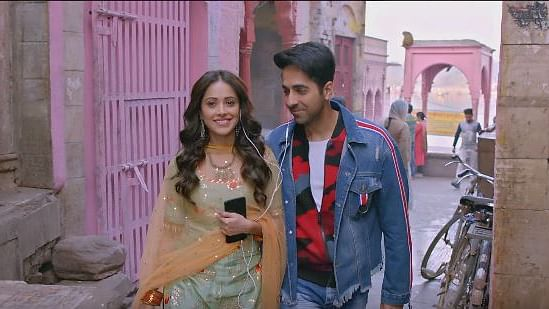 Gulabo Sitabo brings Ayushmann Khurrana back to UP for the fifth consecutive time