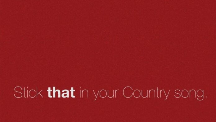 Eric Church 'Stick That in Your Country Song' Song Lyrics