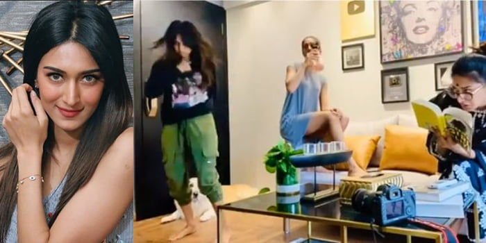 Erica Fernandes shares funny video and we can't stop laughing