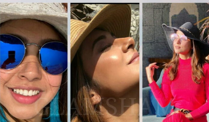 'HATS OFF' to Niti Taylor, Jennifer Winget, Hina Khan and others for the 'HAT'- KE trend