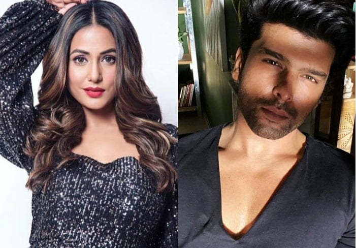 Hina Khan was referred to as 'Teacher' by Kushal Tandon on the sets of 'Unlock'!