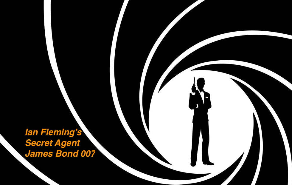 Ian Fleming's Secret Agent James Bond 007