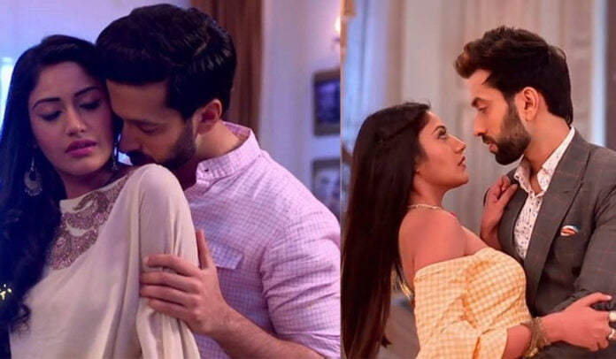Ishqbaaaz Romantic moments of Shivaay and Anika will make you fall in love all over again