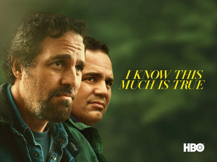 Mark Ruffalo in HBO's I Know This Much Is True