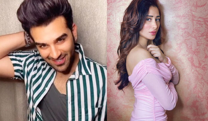 Paras Chhabra's flirty comment on Mahira Sharma's latest picture