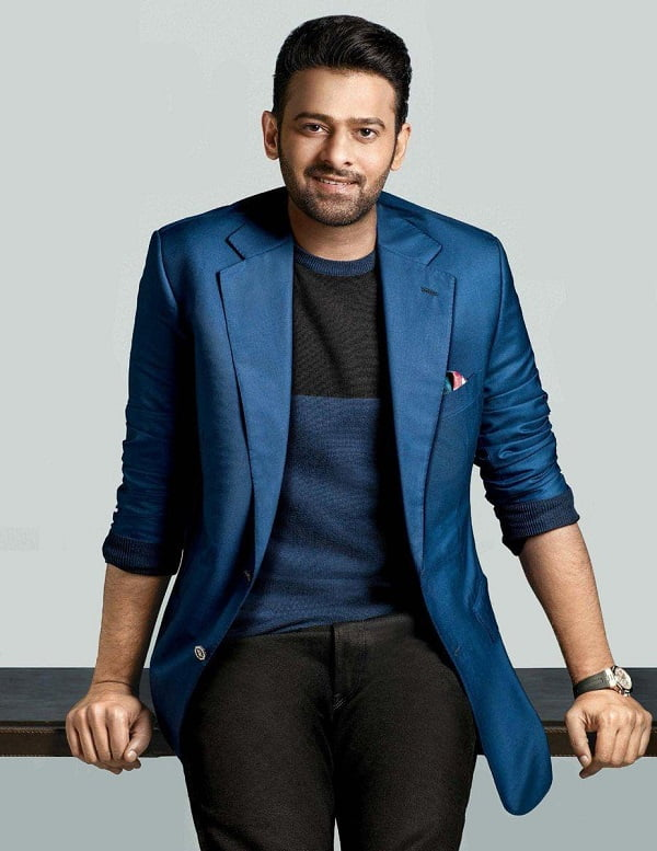 Prabhas is the second actor after legendary Raj Kapoor to win Russian audiences' heart