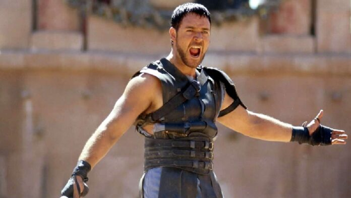 Ridley Scott working on 'Gladiator' sequel