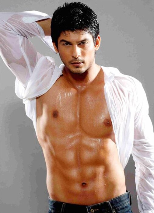 Sidharth Shukla's abs will make you go crazy