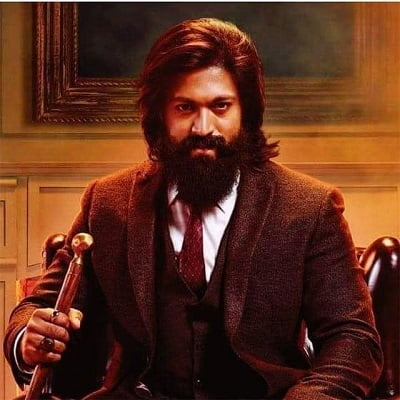 Yash's KGF broke records set by Baahubali 2 in the Kannada market owing to his massive popularity