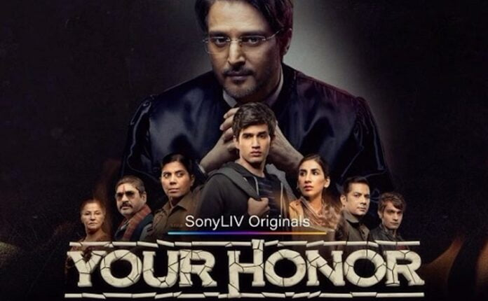 Web Series on SonyLIV Your Honor Review
