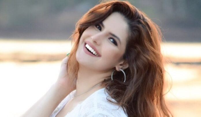 Zareen Khan: Why is a person not appreciated when he/she is alive?