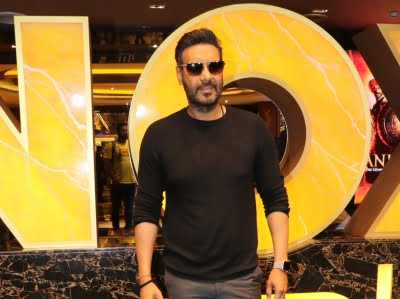Ajay Devgn is sure that the world will heal and rise once again