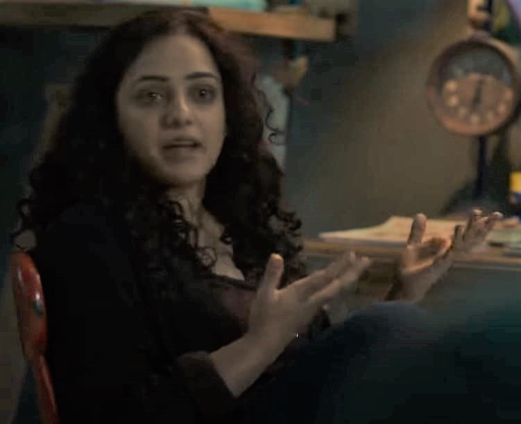 """""""I don't understand these weird mind games he is playing"""" – Nithya Menen"""