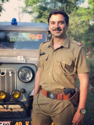 Namit Das on playing a cop for the first time in 'Mafia'