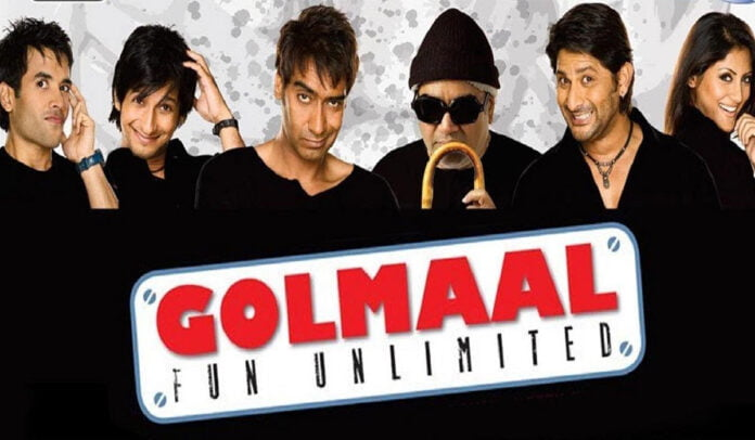 14 years of Golmaal Fun Unlimited Iconic Dialogues from the film
