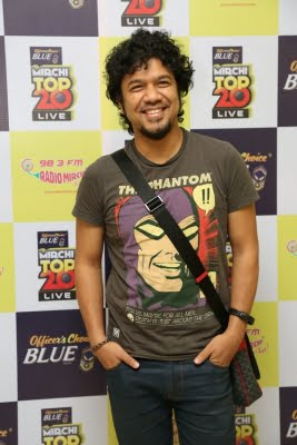 Papon on recreating his Assamese hit